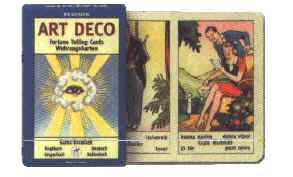 Art Deco Fortune Telling Cards